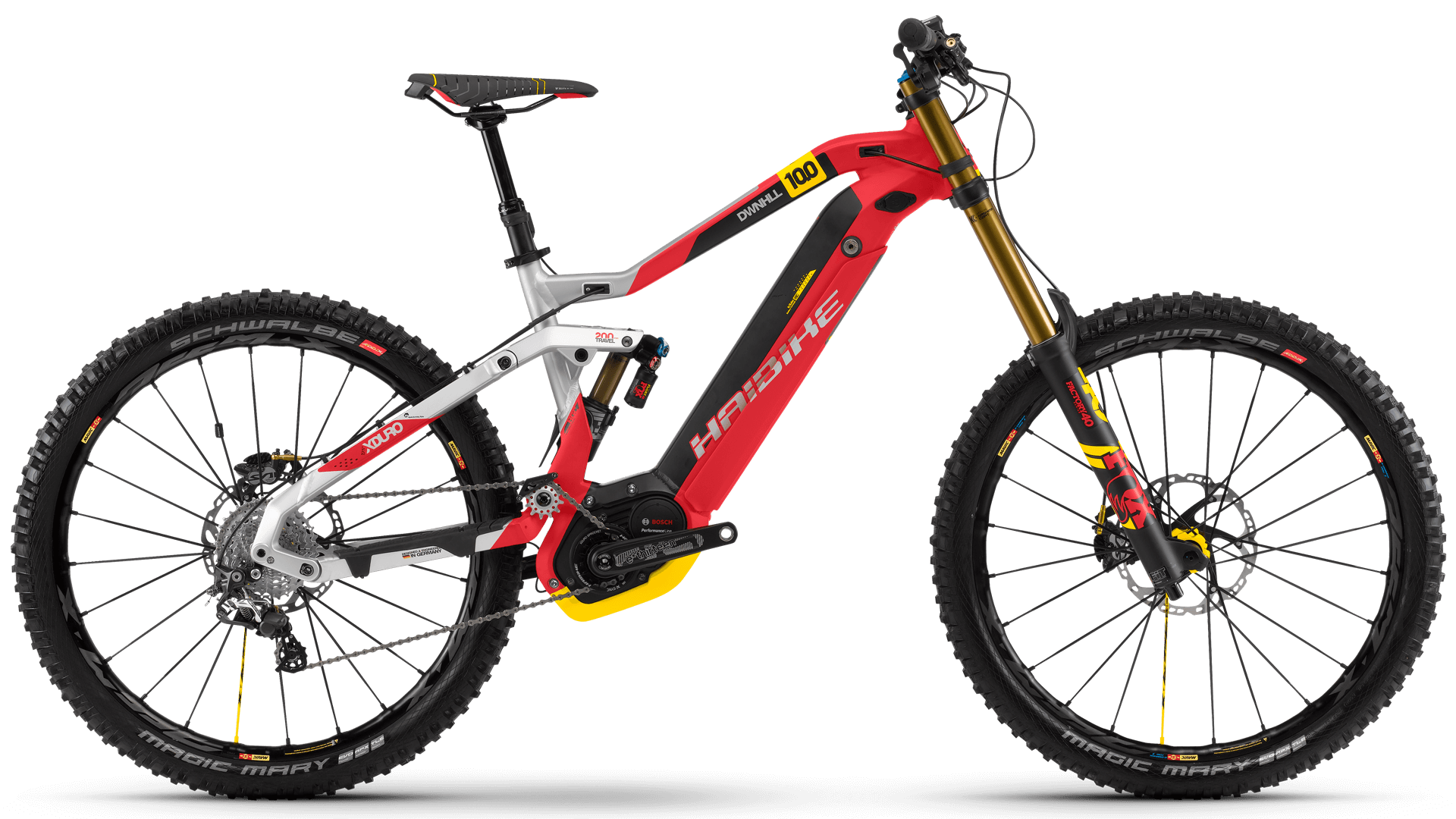 TOP E-Bike vom Lehr in Horn - Haibike - XDURO Dwnhll 10.0