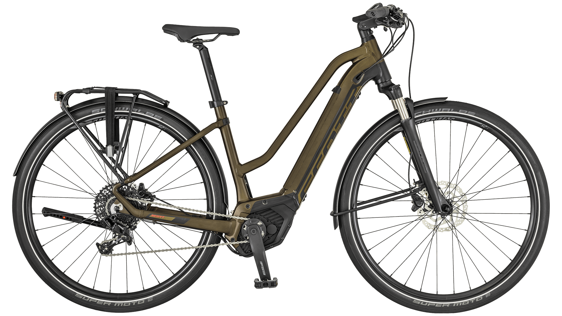 TOP E-Bike vom Lehr in Horn - Scott Silence eRide 20 Lady
