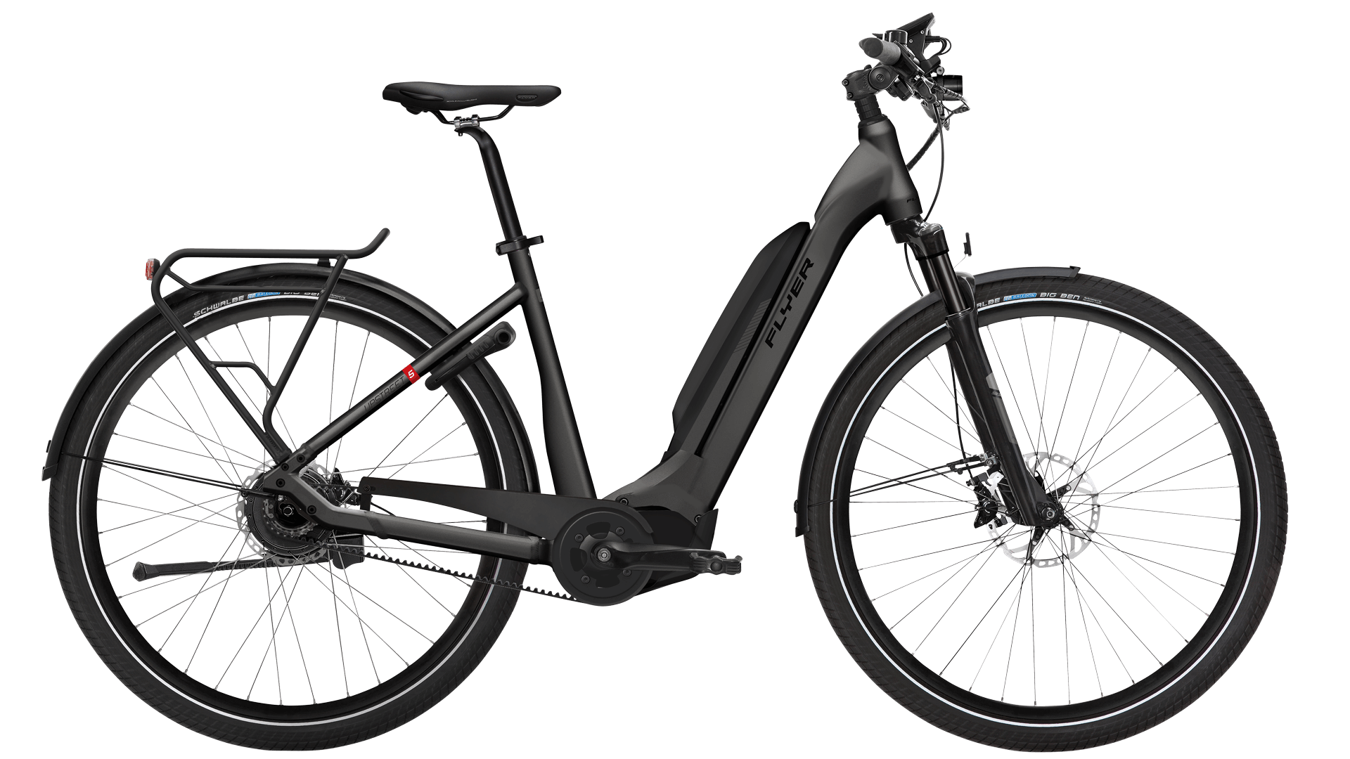 TOP E-Bike vom Lehr in Horn - Flyer Upstreet 5 7.23 D1