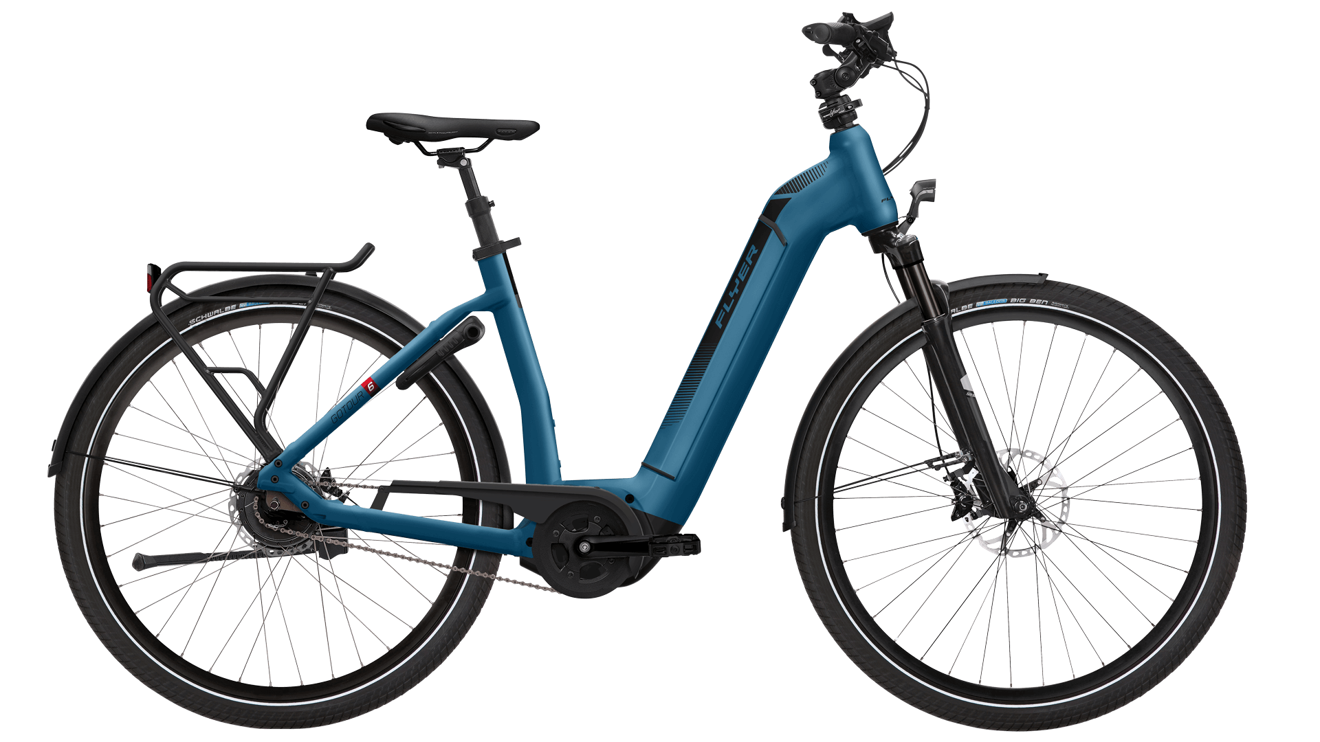 TOP E-Bike vom Lehr in Horn - Flyer Gotour 6 7.03